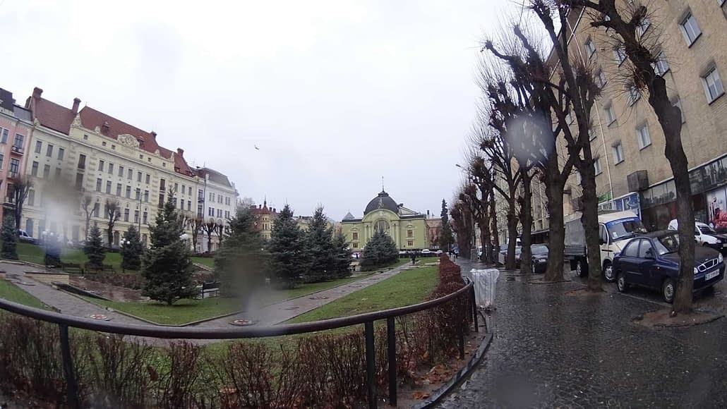 Bucovina, Cernauti, Toud