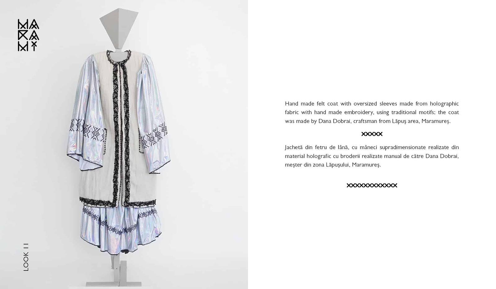 lookbook, design, publishing design, Ma Ra Mi
