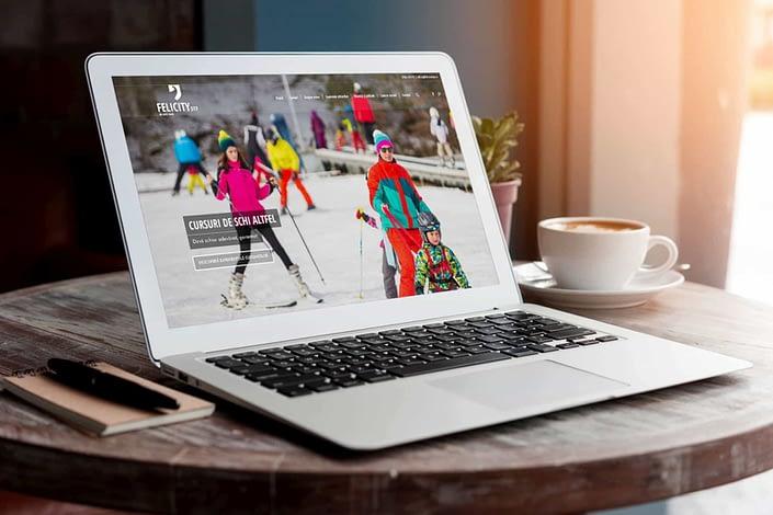 website ski, branding ski, logo ski, website sports, branding sport, logo sports, Toud