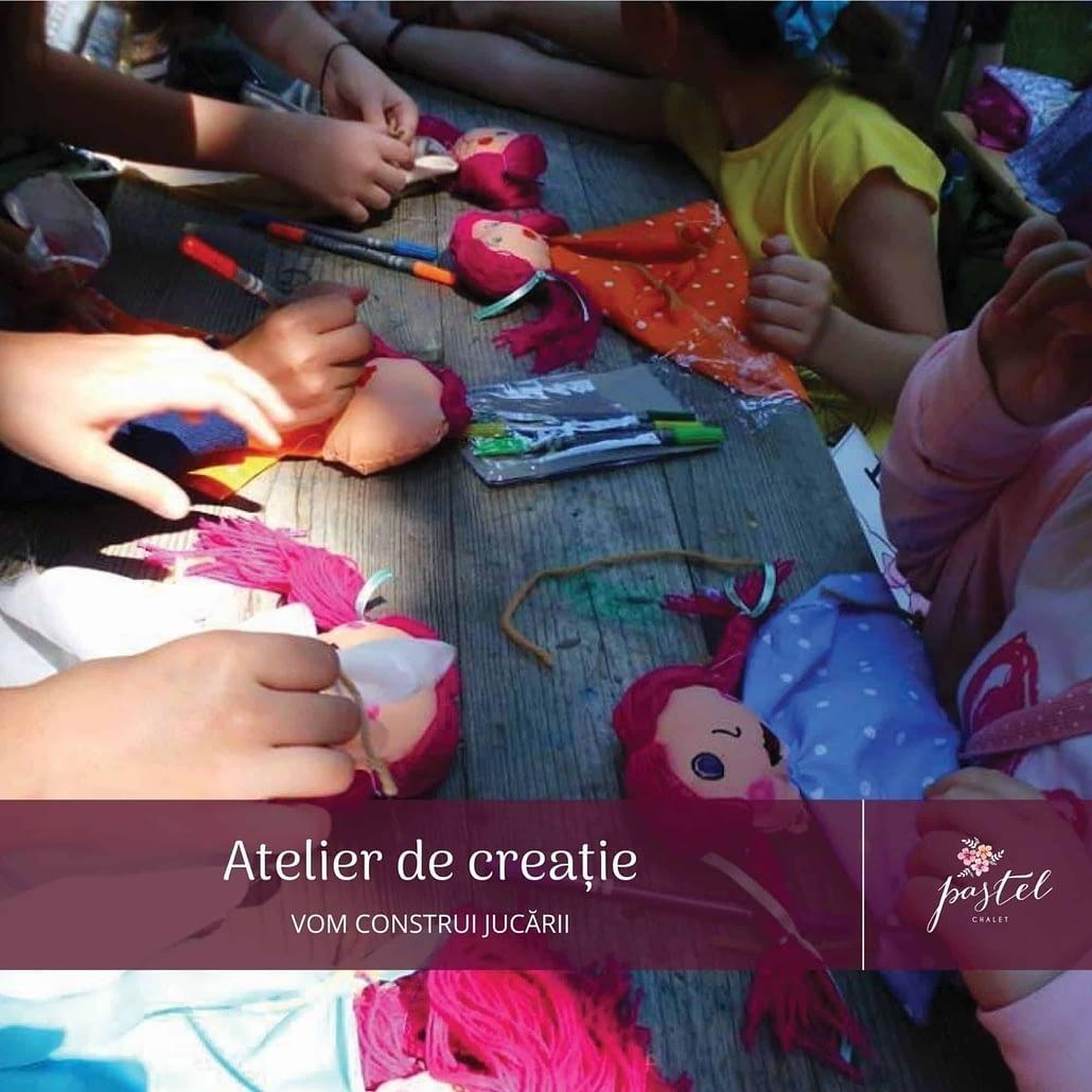 Timeless Story, children craft