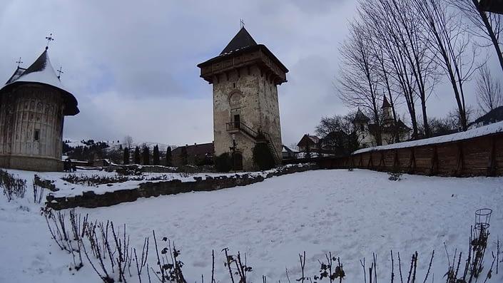 Bucovina de poveste, toud.ro, manastire