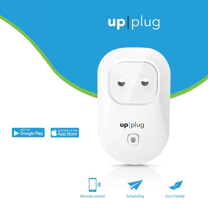 upplug, white plug