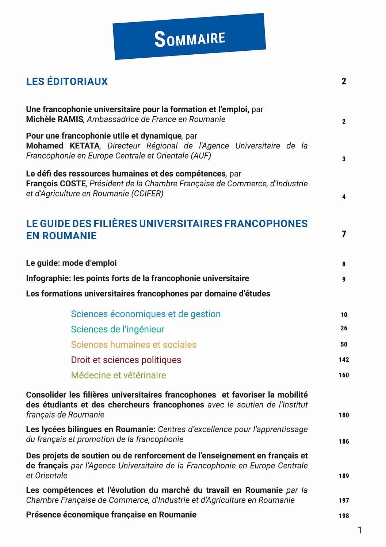 publishing design, design, ghid filiere universitare, Toud, Institutul Francez din Romania