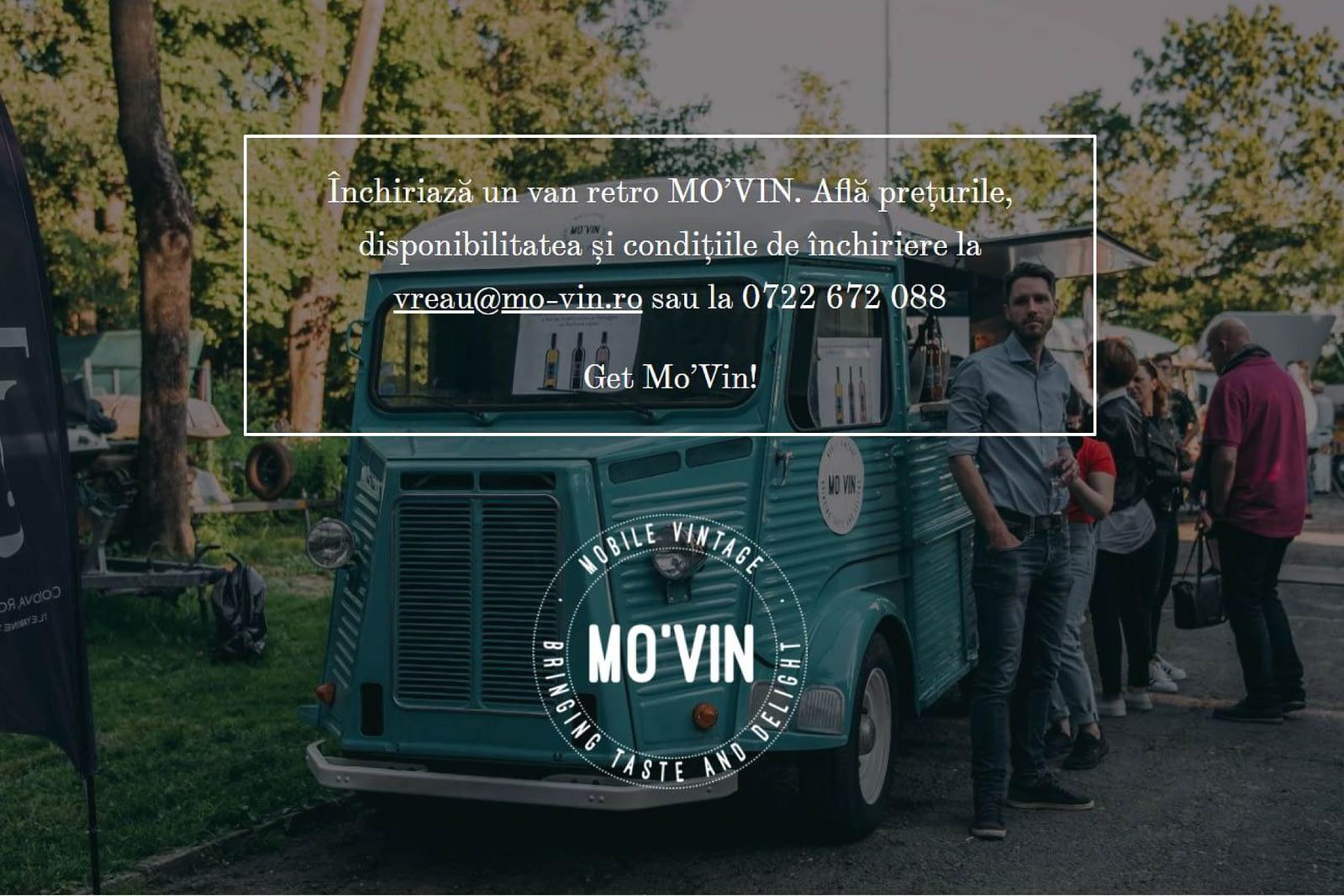 Mobile Vintage, creare website, creare site web, web design, design, Toud