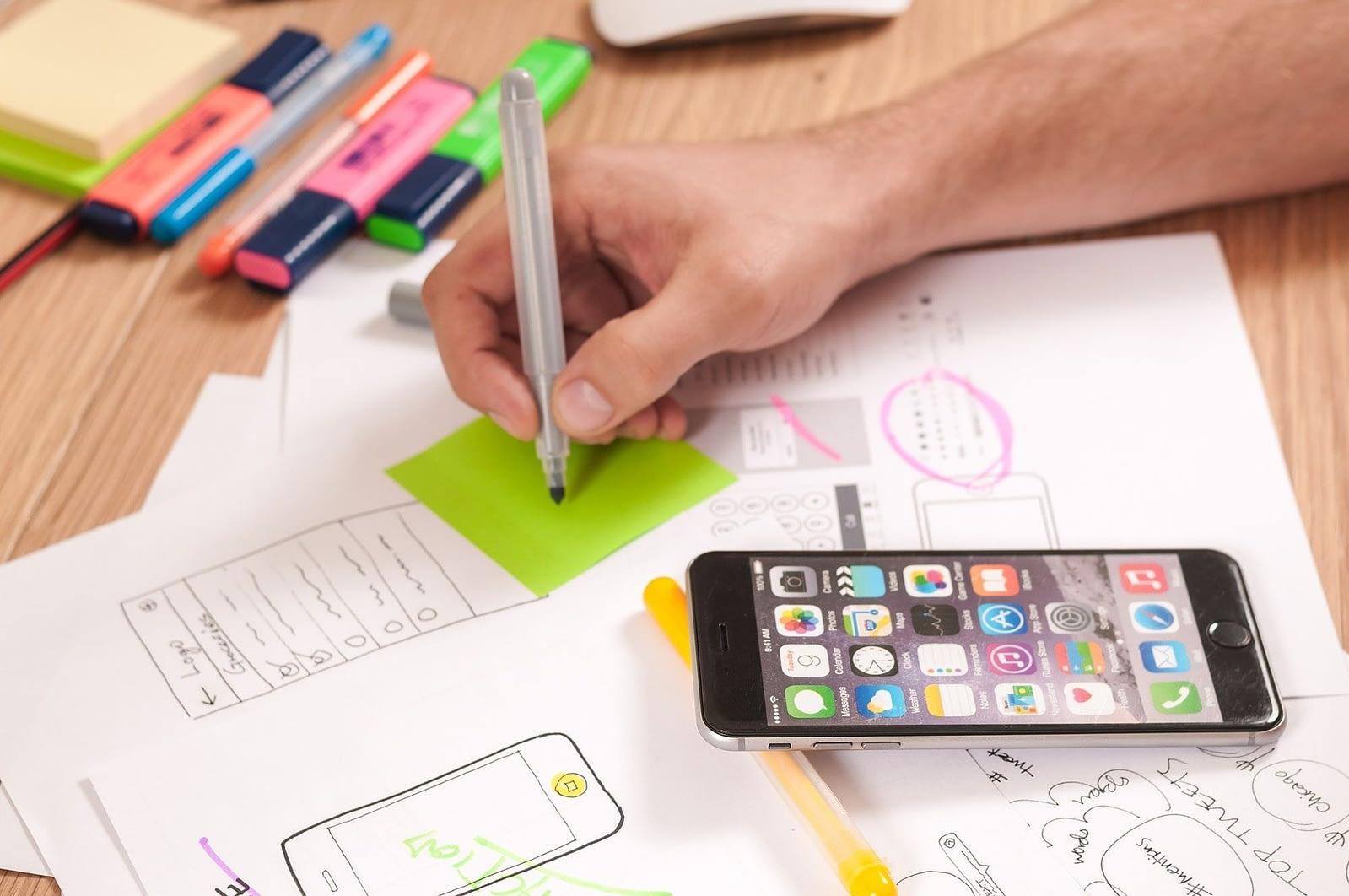 Cum identifici un UI design bun, proiect, resurse, UI design, design