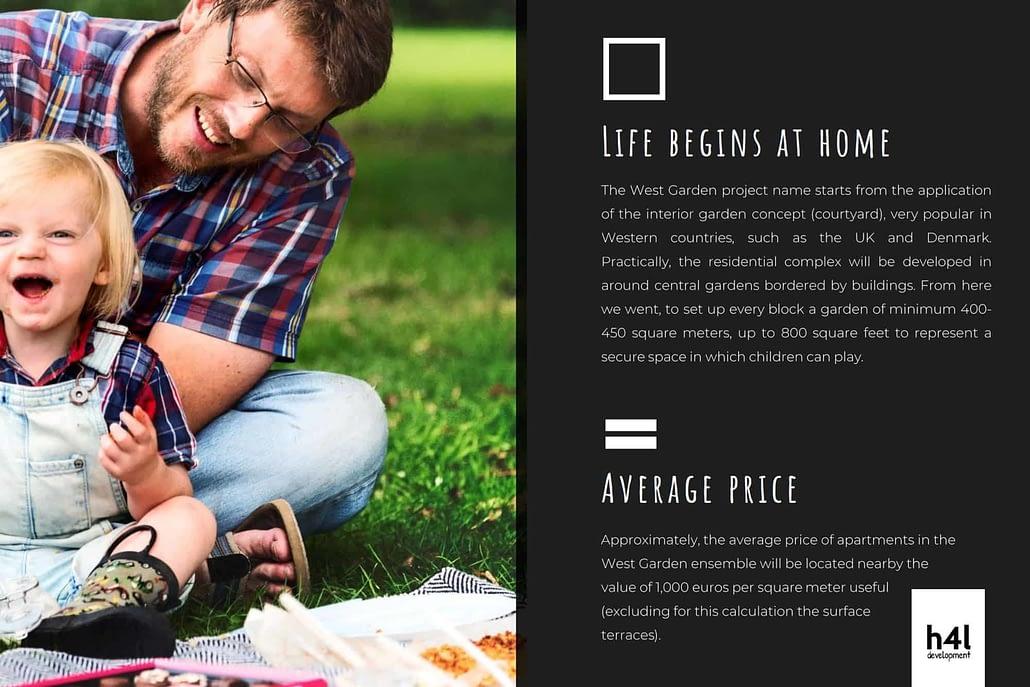 life begins at home, h4l, design, visual, presentation design