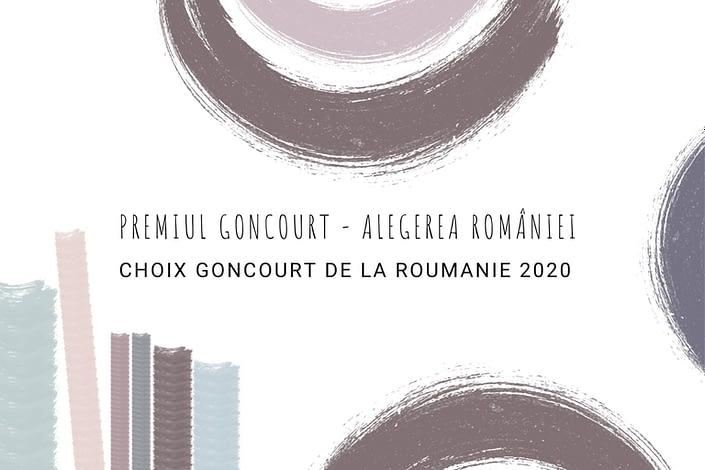 Premiul Goncourt, design, publishing design, Toud, Institutul francez din Romania, booklet