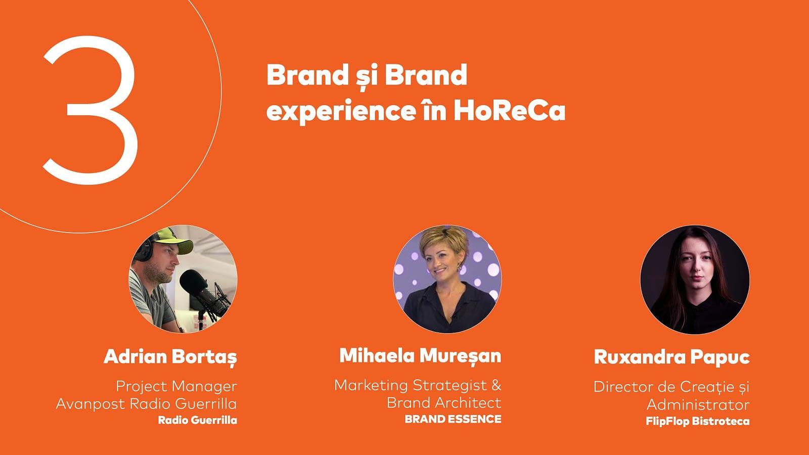 HoReCa Impreuna, sesiunea 3, design, web design, visual