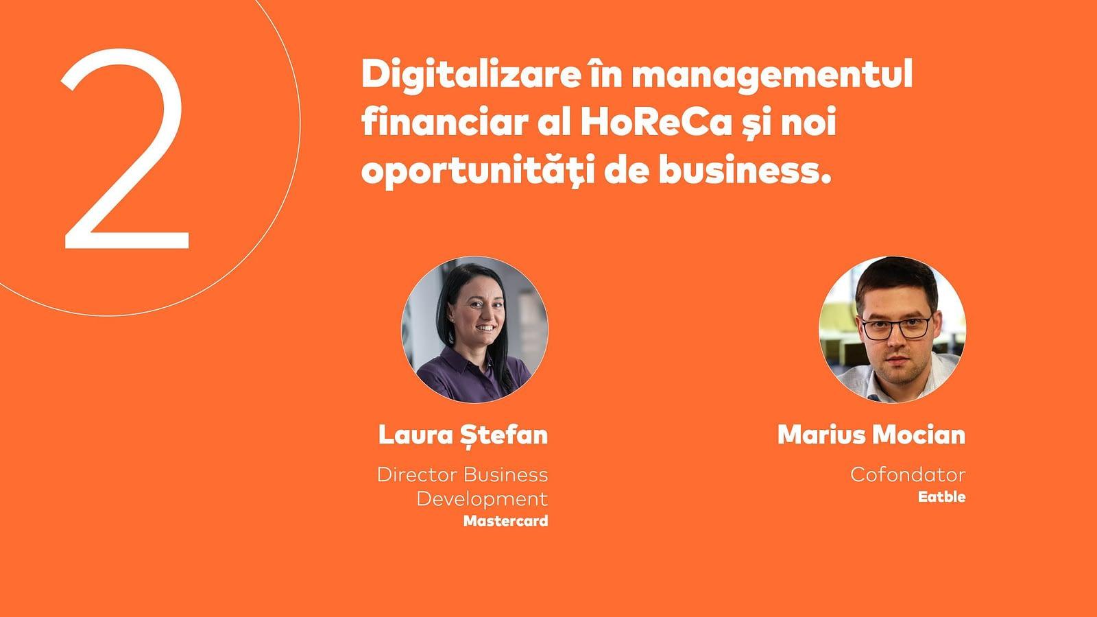 HoReCa Impreuna, sesiunea 2, design, web design, visual