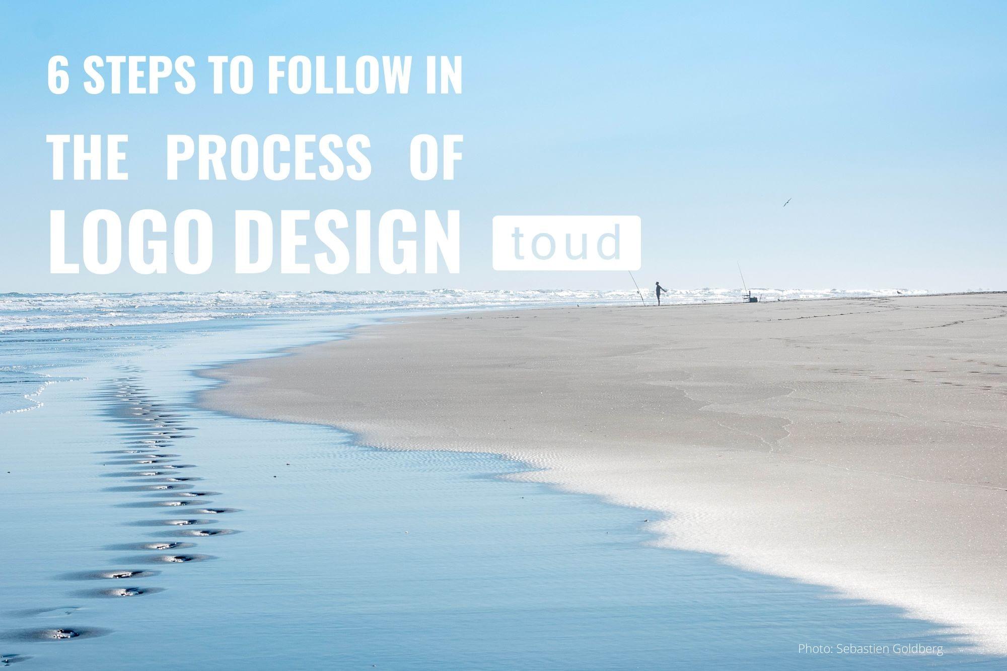 6 steps to follow in the logo design process, logo, design, logo design, visual identity, banding
