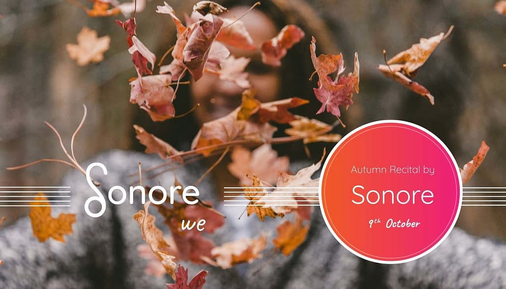 Sonore we, Sonore School, branding, visual identity, cover event, Toud