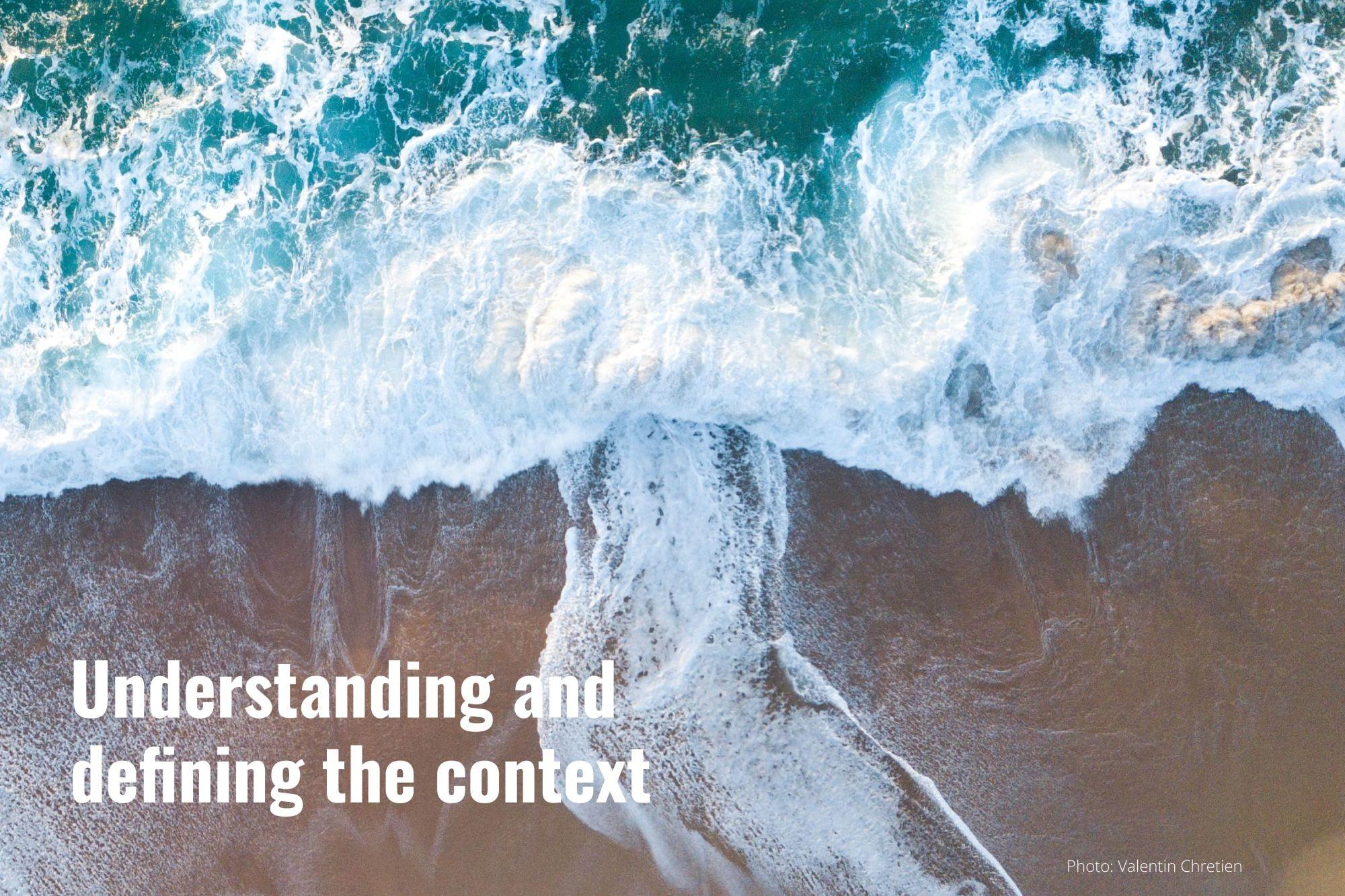 Understanding and defining the context, logo design, visual identity, randing, design, logo
