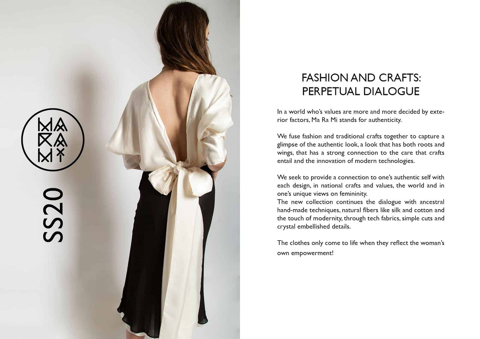 linesheet, Ma Ra Mi, design, graphic design