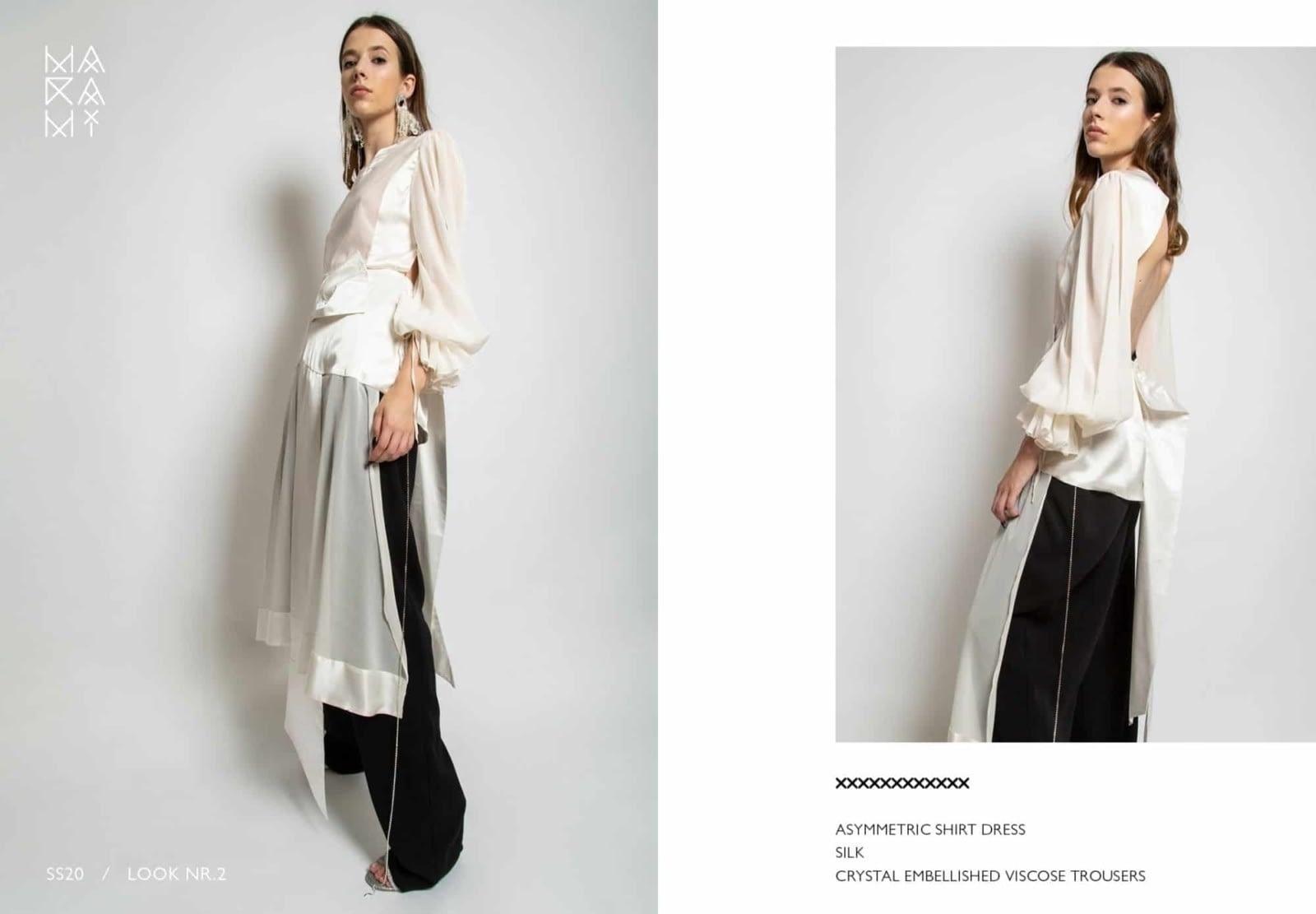 Milan Fashion Week SS20 collection, design, publishing design