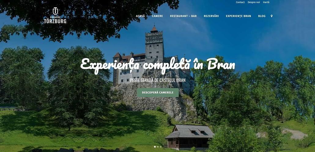 Torzburg creare site web