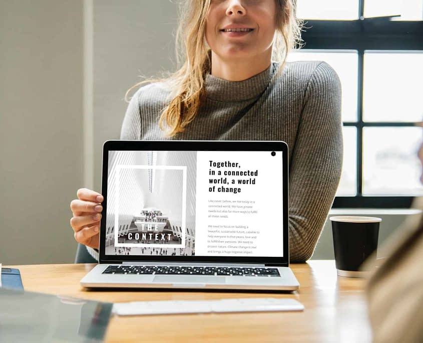 design, visual, presentation design, Toud