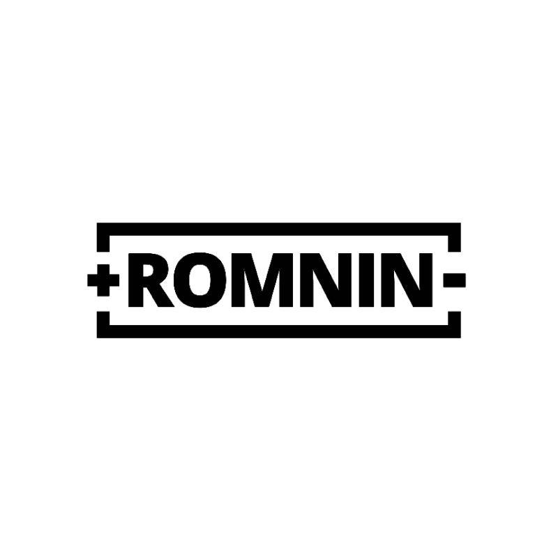 Logo Romnin, creare logo, logo design