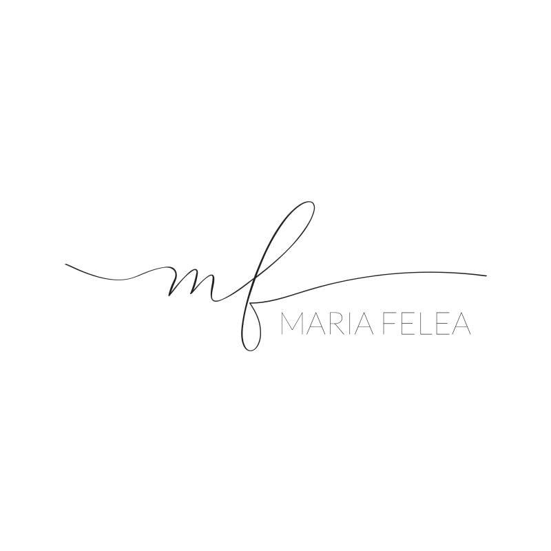 Logo Maria Felea, creare logo, logo design